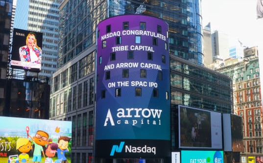 Arrow Capital – At the helm of SPAC practise in the GCC region.